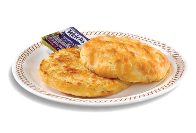 Grilled Biscuit