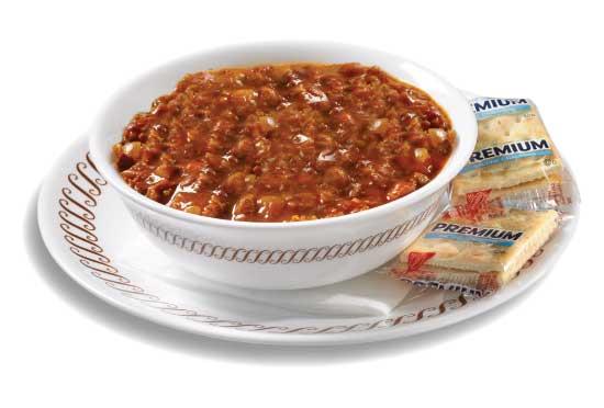 Bowl of Berts Chili