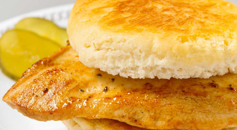 biscuit menu items
