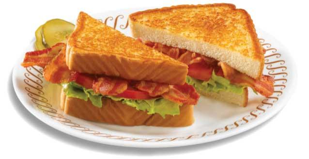 Texas Bacon Lover's BLT Sandwich
