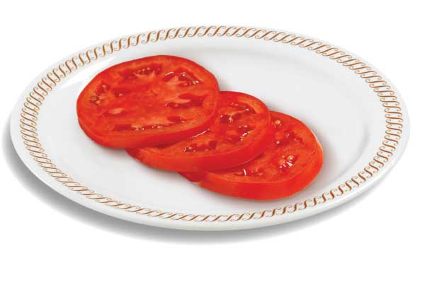 Tomatoes on the Side