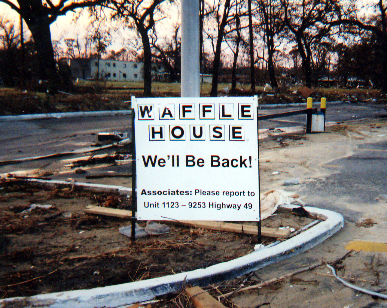Waffle House will be back soon