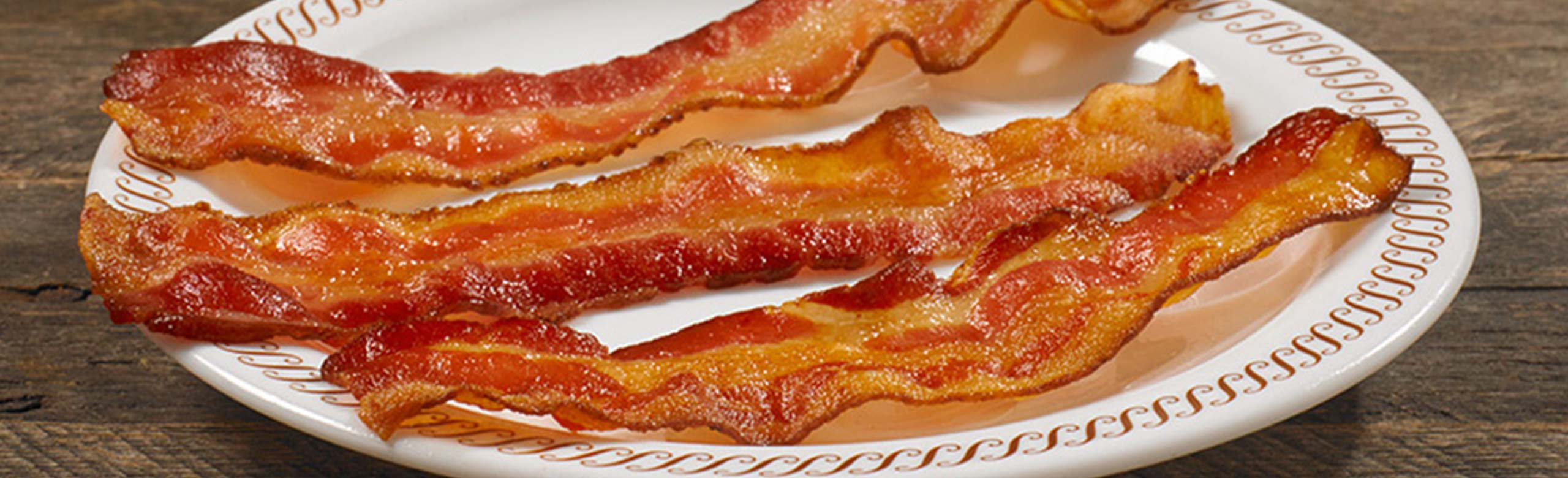 Waffle House Bacon